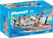 playmobil 5540 taxyploo skafos aktofylakis photo