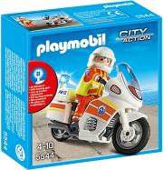playmobil 5544 giatros kai motosykleta proton boitheion photo
