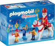 playmobil 5593 o ai basilis me ta paidakia photo