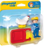 playmobil 6793 agrotis kai karo photo