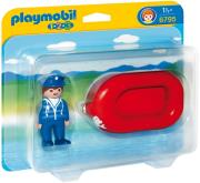 playmobil 6795 kapetanios kai barkoyla photo