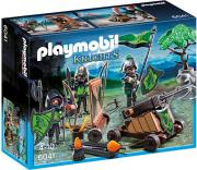 playmobil 6041 ippotes ton lykon me katapelti photo