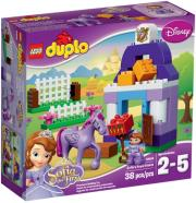 lego 10594 duplo sofia the first royal stable photo