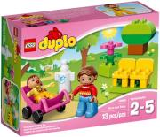 lego 10585 duplo mom and baby photo