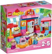 lego 10587 duplo cafe photo