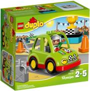 lego 10589 duplo rally car photo