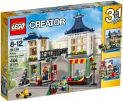 lego 31036 creator toy grocery shop photo