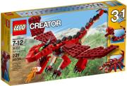 lego 31032 creator red creatures photo