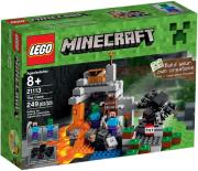 lego 21113 minecraft the cave photo
