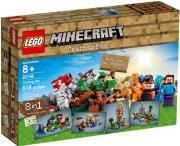 lego 21116 minecraft crafting box photo
