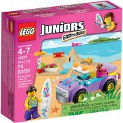 lego 10677 juniors beach trip photo
