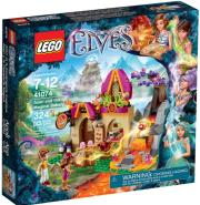 lego 41074 elves azari and the magical bakery photo