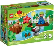 lego 10581 duplo forest ducks photo