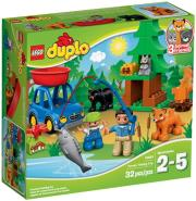 lego 10583 duplo forest fishing trip photo