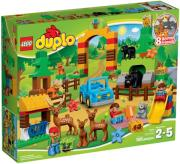 lego 10584 duplo forest park photo