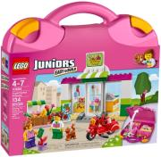 lego 10684 juniors supermarket suitcase photo