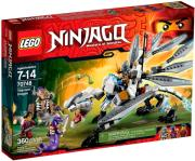 lego 70748 ninjago titanium dragon photo
