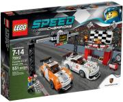 lego 75912 speed porsche 911 gt finish line photo