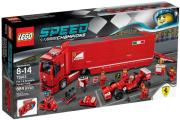 lego 75913 speed f14 t scuderia ferrari truck photo