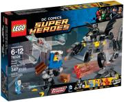 lego 76026 super heroes gorilla grodd goes bananas photo