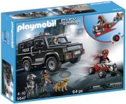 playmobil 5647 astynomiki omada katadioxis photo