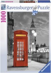 ravensburger pazl 1000tem big ben photo