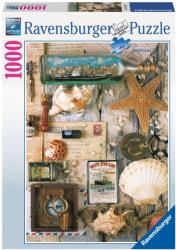 ravensburger pazl 1000tem thalassina soybenir photo