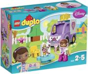 lego 10605 doc mcstuffins rosie the ambulance photo