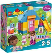 lego 10606 doc mcstuffins backyard clinic photo