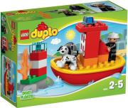lego 10591 fire boat photo