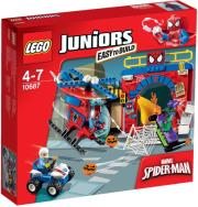 lego 10687 spider man hideout photo