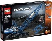 lego 42042 crawler crane photo