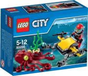 lego 60090 deep sea scuba scooter photo