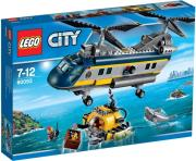 lego 60093 deep sea helicopter photo