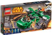 lego 75091 flash speeder photo