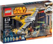 lego 75092 naboo starfighter photo
