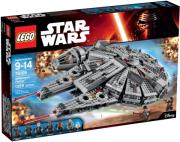 lego 75105 star wars millennium falcon photo