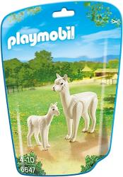 playmobil 6647 alpaka me to mikro toy photo