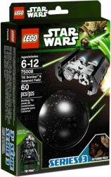 lego 75008 star wars tie bomber asteroid field photo