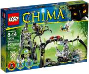 lego 70133 lego legends of chima spinlyn s cavern photo