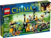 lego 70134 legends of chima lavertus outland base photo