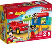 lego 10829 duplo disney mickeys petrol station photo