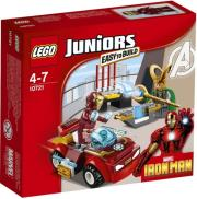 lego 10721 juniors iron man vs loki photo