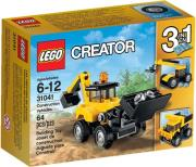 lego 31041 creator construction vehicles photo