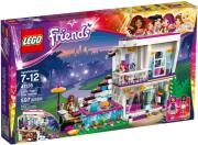 lego 41135 friends livis pop star house photo