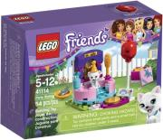 lego 41114 friends party styling photo