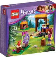 lego 41120 friends adventure camp archery photo