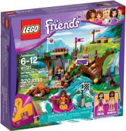 lego 41121 friends adventure camp rafting photo