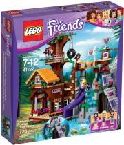 lego 41122 friends adventure camp tree house photo