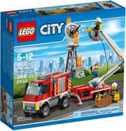 lego 60111 city fire utility truck photo